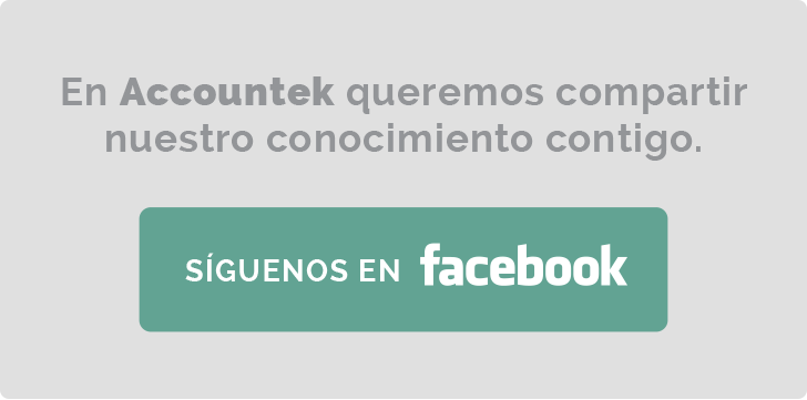 Accountek en Facebook